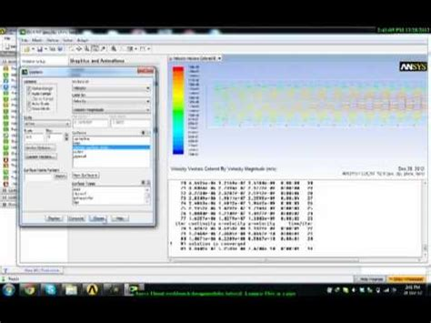 ansys fluent workbench design modeler tutorial laminar