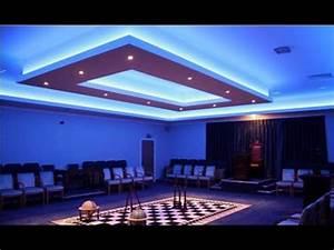 Wohnzimmer Led Lampen : led lampen wohnzimmer led streifen wohnzimmer wohnzimmer led ideen youtube ~ Indierocktalk.com Haus und Dekorationen