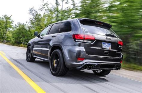 Driven Jeep Grand Cherokee Trackhawk 2018  The Independent