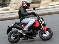 Petite Moto Honda : moto dax 125 honda id e d 39 image de moto ~ Mglfilm.com Idées de Décoration