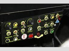 The control panel of the Audi R18 TDI race car Torque News