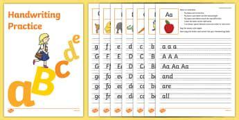 alphabet primary resources ks alphabet letters page