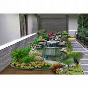 Minimalist Garden Fish Pond Android Apps On Google Play Beautiful Japanese Garden Pond Design Minimalist Home Plans Modern Home Minimalist House Design Also Minimalist Garden Design Modern Minimalist Box Small House Design Home Improvement