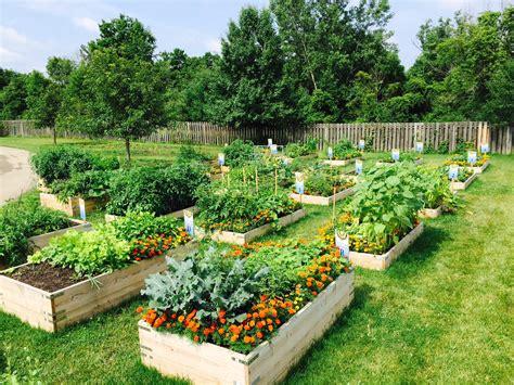 community garden city of powell powell ohio