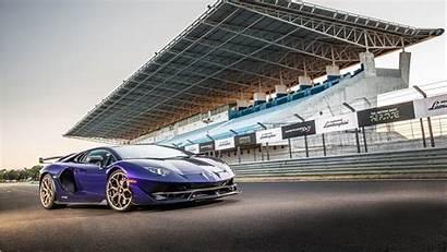 Lamborghini Aventador Svj 4k 1366
