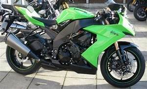 2008 Kawasaki Zx1000 Ninja Zx