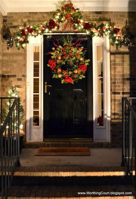 loved christmas door decorations ideas  pinterest