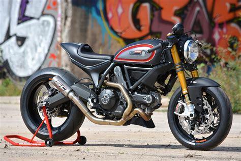 Ducati Scrambler Icon Modification by Showstopper Walz S Ducati Scrambler Bike Exif