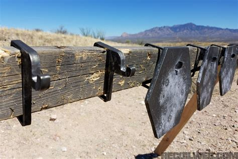 mgm steel challenge plate rack recoil