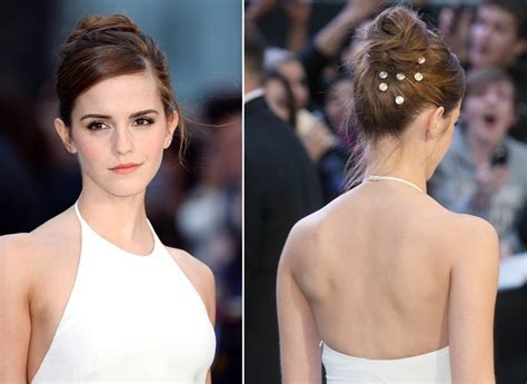 Emma Watson's hair evolution: From 'Harry Potter's