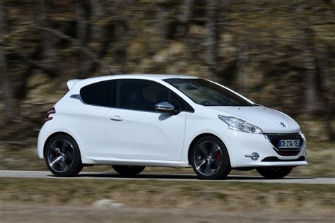 Peugeot 208 Gti Hatchback Review Auto Express