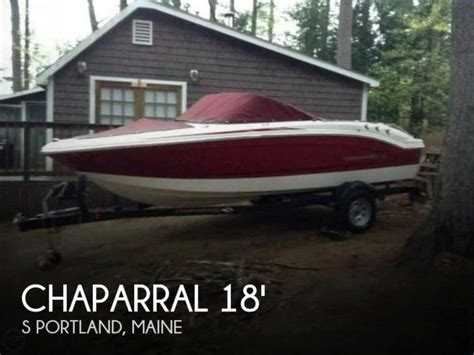 Chaparral Boats H2o 18 Sport by Chaparral H2o 18 Sport In Florida Open Boats Used 84910