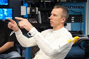 Space in Images - 2011 - 04 - Andrew Feustel wearing a ...