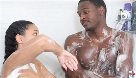 Showering With The One You Love Is Healthy