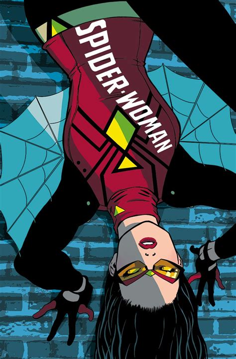 """Spiderwoman Gets A New """"functional"""" And """"modern"""" Costume"""