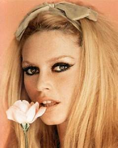 1960s Makeup, Brigitte Bardot