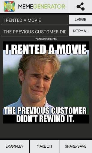 Meme Generator For Android - pinterest