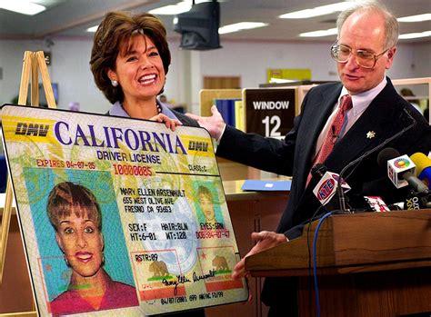 correction california licenses real id story california