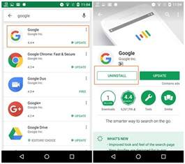 uninstall android apps ok is not working for you here s how to fix it