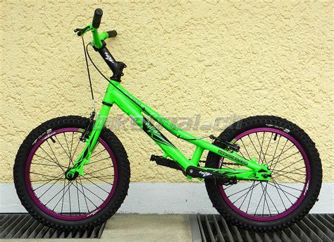 trial bike kinder onza mini master 2013 kinder trialbike 18 quot trial bike
