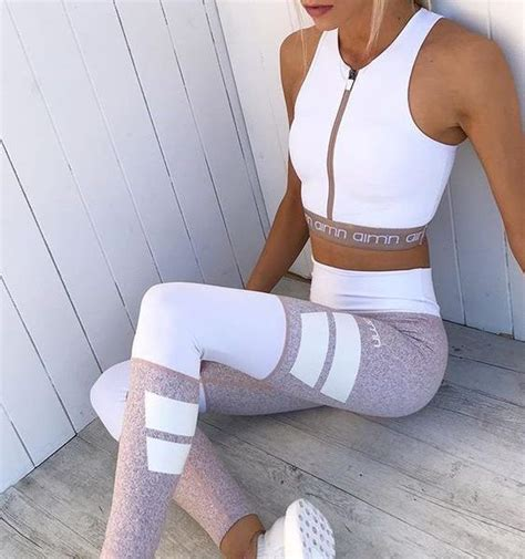 fitness klamotten damen 20 stylish sport to inspire you sportinspis sport fitness kleidung und