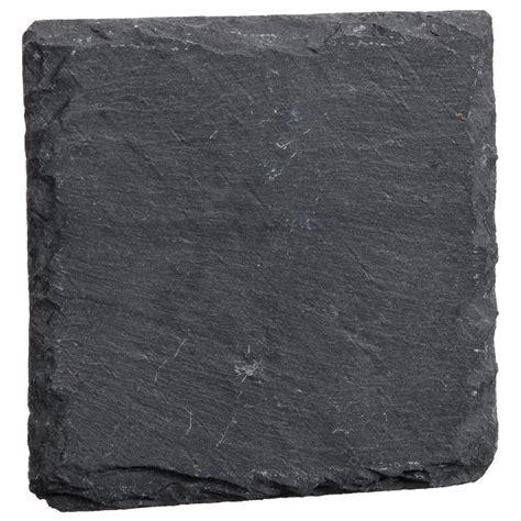Slate Coasters 2pk   Home & Kitchen   Dining & Tableware