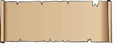 Text Background Clipart Border Parchment Transparent Box
