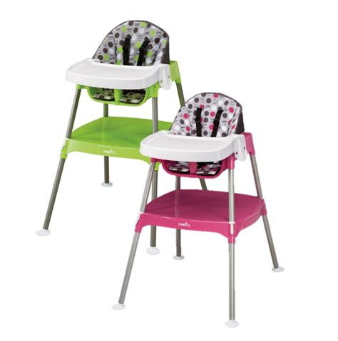 Evenflo Modtot High Chair by Evenflo Convertible 3 In 1 Baby Booster Stool High Chair