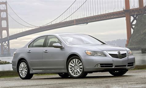 2013 Acura Rl To Feature Nsx Technology