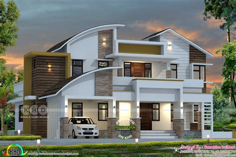 bedroom modern contemporary style  sq ft home plan kerala home design bloglovin