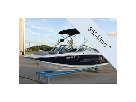 Second Hand Mastercraft Boats For Sale In South Africa by Mastercraft X2 Ski In Virginia Power Boats Used 29898