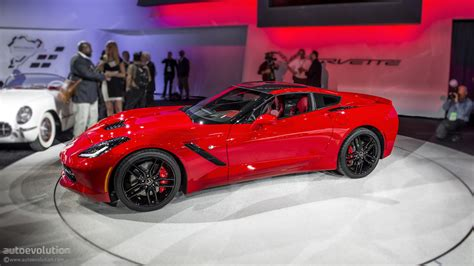 2018 Naias 2018 Chevrolet Corvette C7 Stingray In Detail