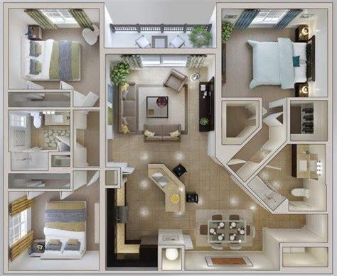 images  denah rumah minimalis  pinterest house design models  house plans