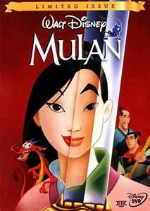 Animated Film Reviews: Mulan (1998) - The Disney Movie ...