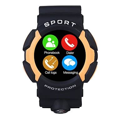 s s smartwatch digital rubber black touch screen alarm calendar date day digital