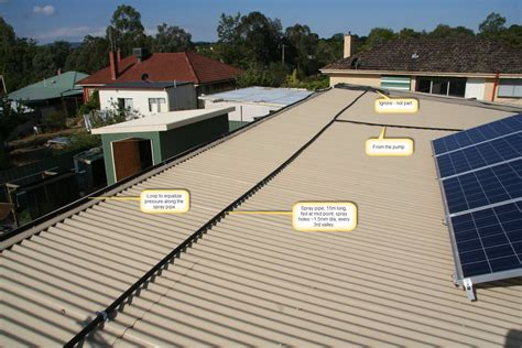 Ceiling Radiation Der Ibc by Radiation Cooling Of Water Flowing Roof