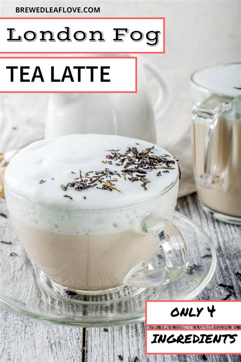 Generally speaking, milk tea is made with a base of black tea. London Fog Tea Latte | Recipe (With images) | Tea latte, Milk tea recipes, Coffee recipes