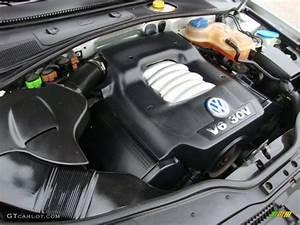 2001 Volkswagen Passat Glx Sedan 2 8 Liter Dohc 30