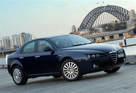 Alfa Romeo 159 by Used Alfa Romeo 159 Review 2006 2012 Carsguide