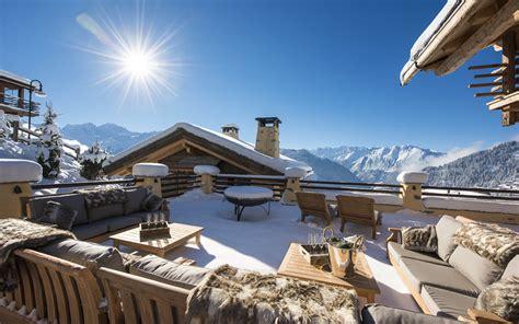 luxury ski chalet chalet chouqui verbier switzerland switzerland firefly collection