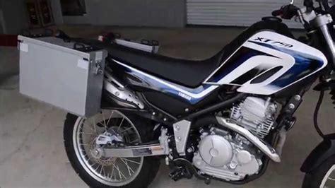 Used 2013 Yamaha Xt250 Dual Sport For Sale / Chattanooga