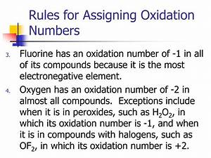 Assigning Oxidation Number Chegg Homework Help Coupon Assigning