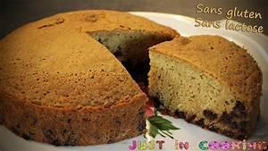 Gateau Sans Lactose : recette de g teau sans gluten sans lactose aux p pites de ~ Melissatoandfro.com Idées de Décoration