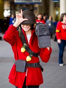 Team Fortress 2 Soldier Pax East 2013 Photograph by Jason ...