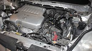 How To Replace The Starter On Toyota Sienna 3 5l Engine