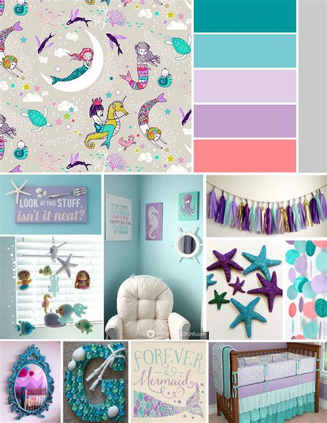 bonanza mermaid themed bedroom decorating get inspired to create an unique bedroom for