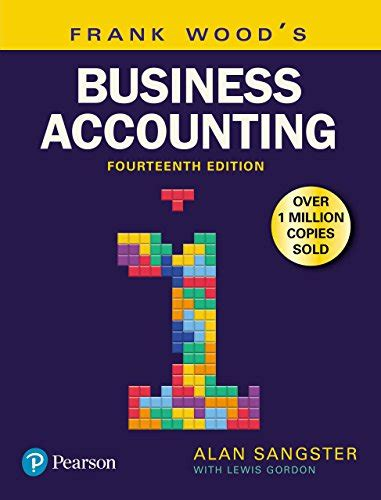 frank woods business accounting volume  amazoncouk