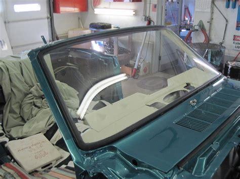 windshield reinstallation maple hill restoration