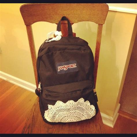 decorate backpack ideas  pinterest cool ideas