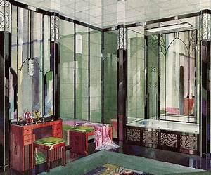 Interior design style art deco mjn and associates interiors for Art deco interior design trend